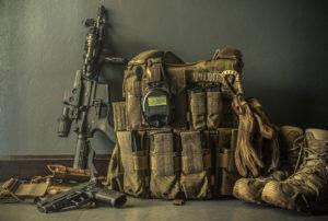 equipment warrior