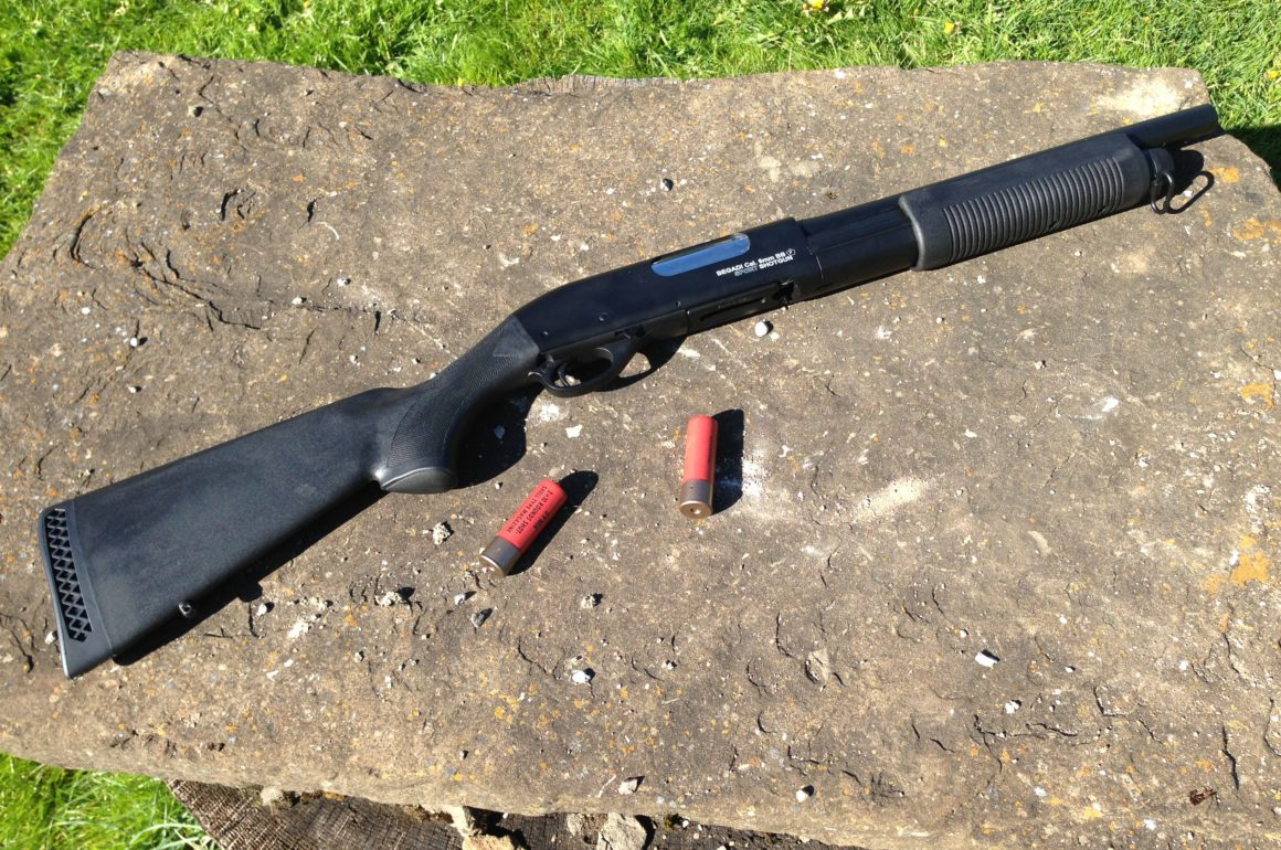 Begadi Sport Shotgun