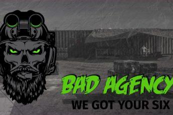 B.A.D. Agency Titel