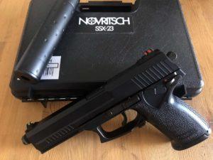 SSX23 & Suppressor